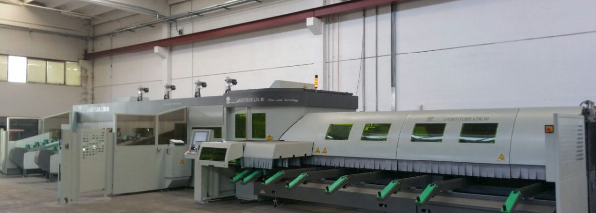 impianto-laser-tubo-samtek-formigine